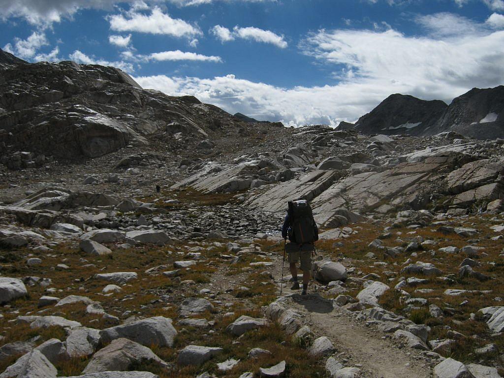 Muir Pass, CA Sierras
