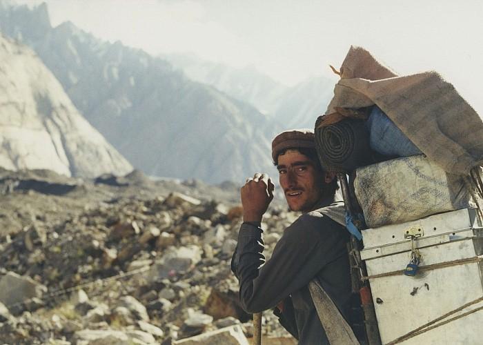 Karakorum porter