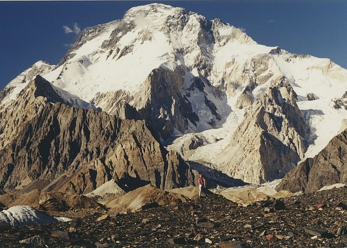 Broad Peak, Pakistan
