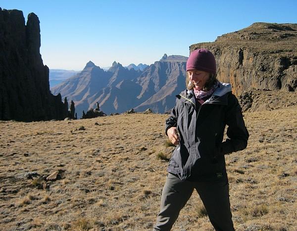 Drakensberg Traverse, South Africa/Lesotho