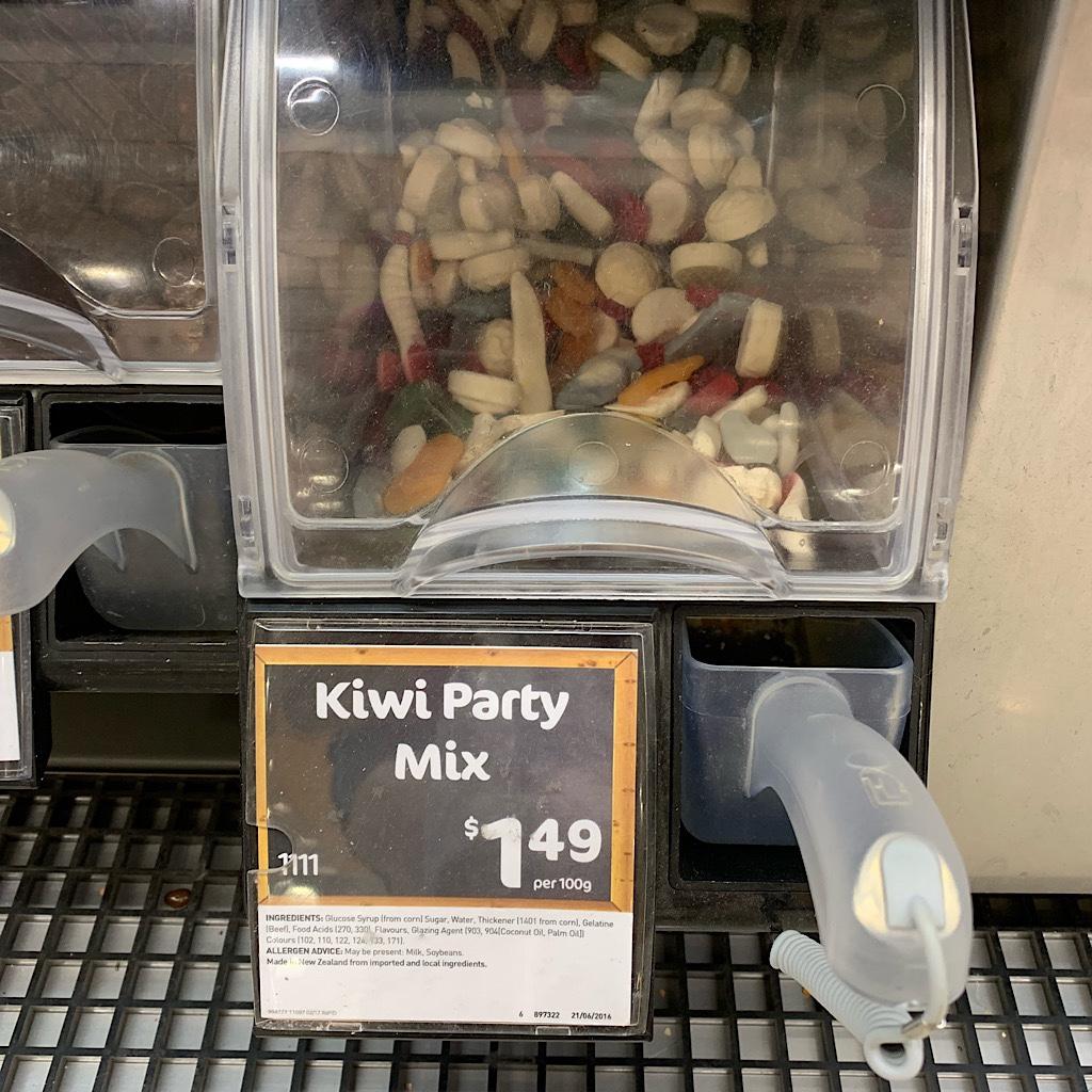 I got addicted to gummy candies on my thru-hike of New Zealand.