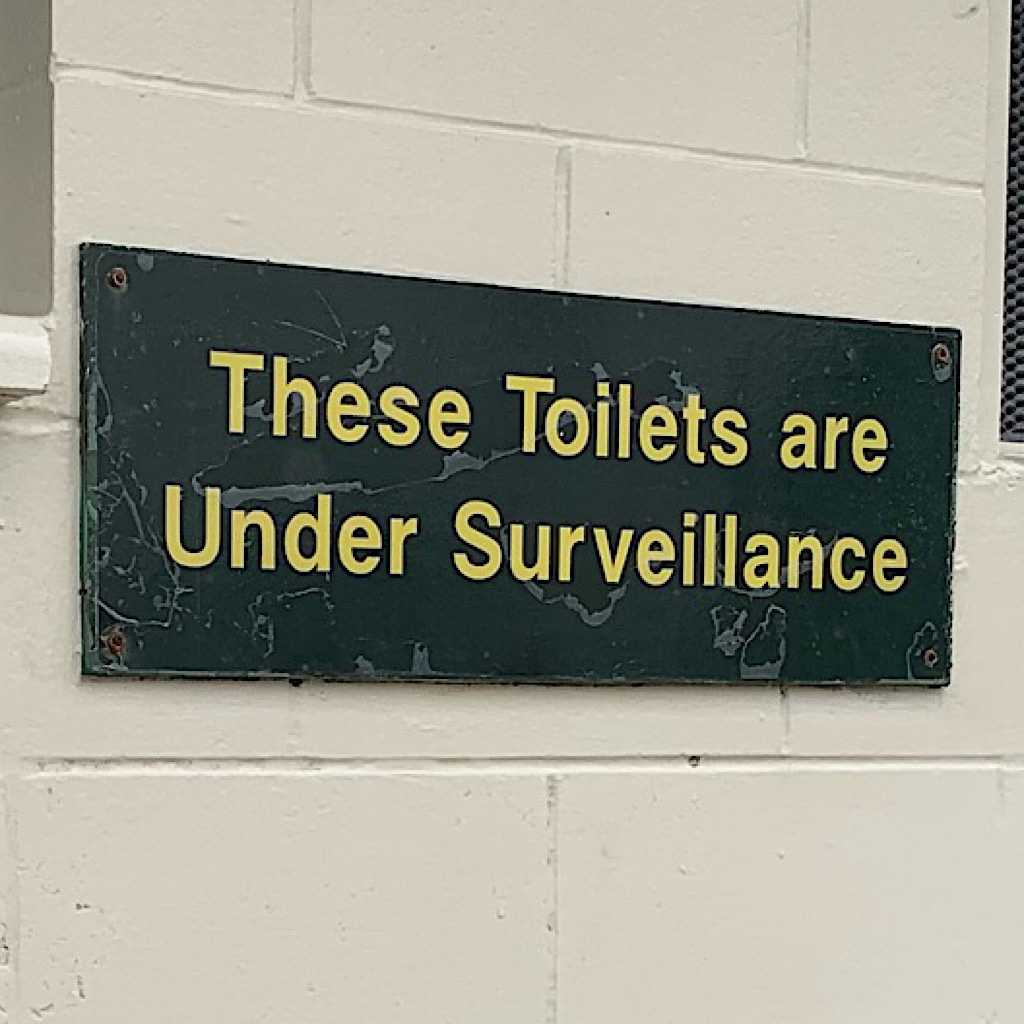 Public Toilets in Auckland have ways to keep loiterers away including playing Burt Bacharach on repeat.