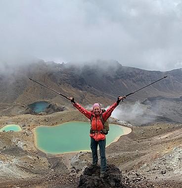 Te Araroa Day 46, Tongariro National Park