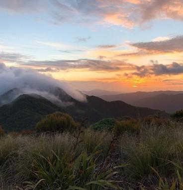 Te Araroa Day 60, Tararua Range