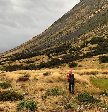 Te Araroa Day 116, Mavora Walkway