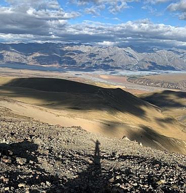 Te Araroa Day 100, Beuzenberg Peak