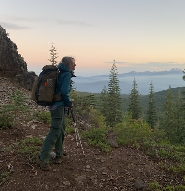 PCT Day 67, Lassen Volcanic National Park, CA