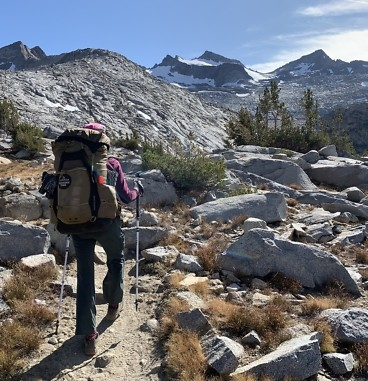 PCT Day 84, Donahue Pass, CA