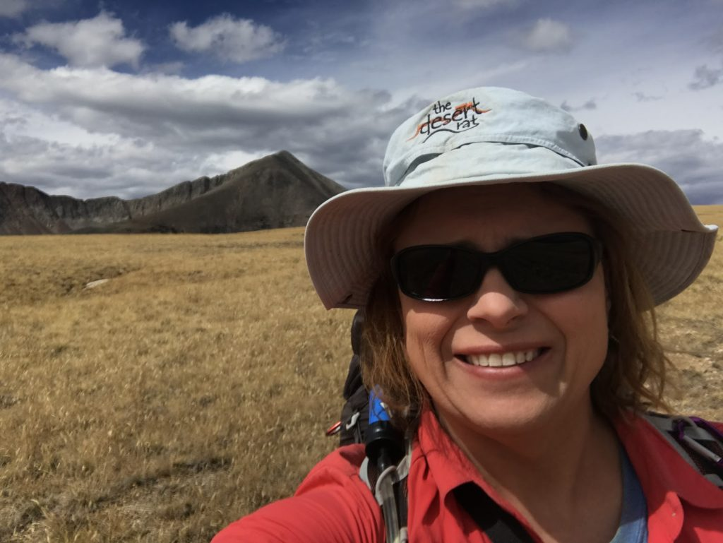 In only one week on the Colorado Trail, a hiker's emotions resemble the terrain – up and down.