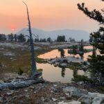 Teton Crest Trail, Day 4: Kit Lake to Alaska Basin, 7 miles